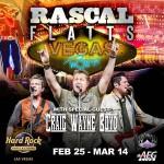 Rascal Flatts Craig Wayne Boyd Vegas Riot - CountryMusicRocks.net