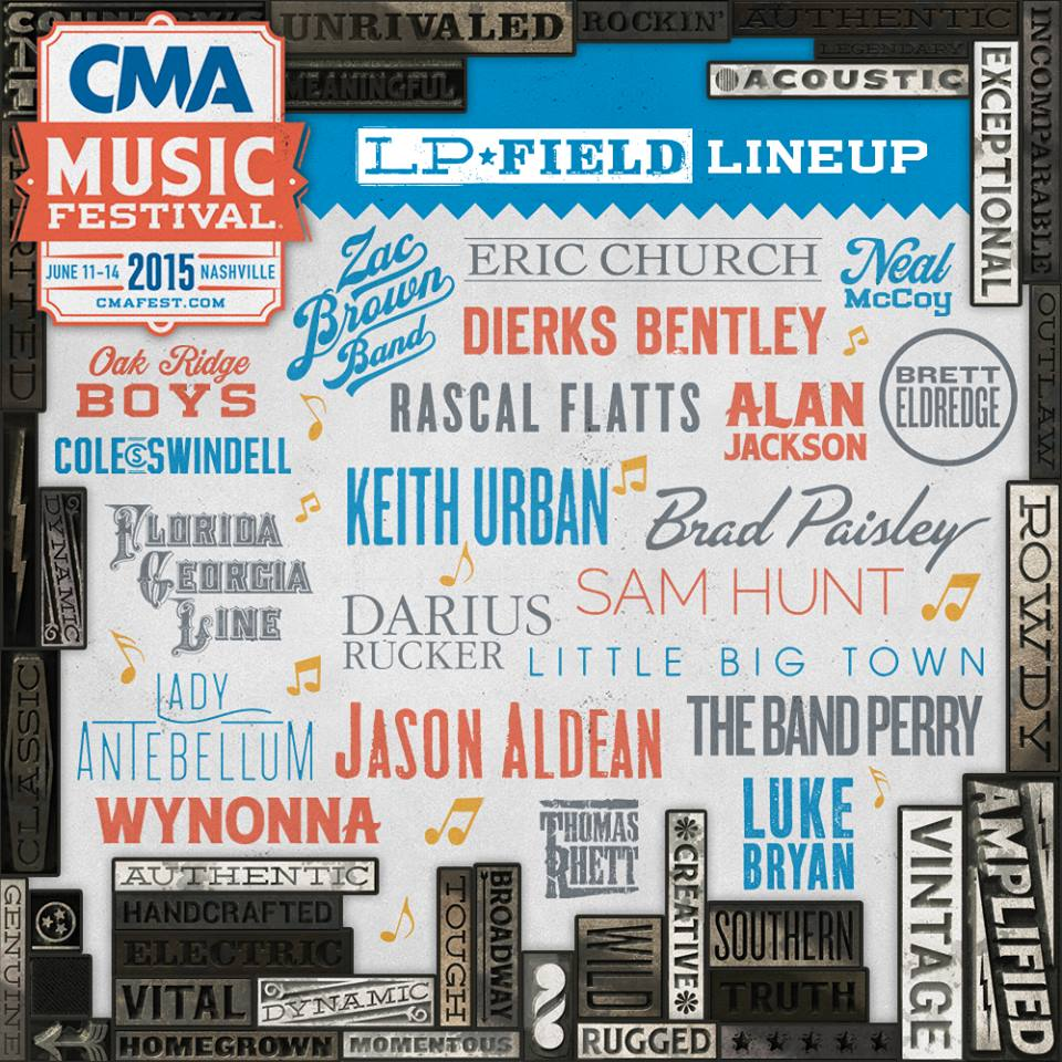 CMA Music Festival 2015 - CountryMusicRocks.net