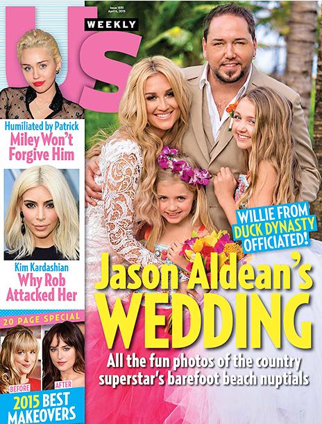 Jason Aldean Wedding Us Weekly - CountryMusicRocks.net