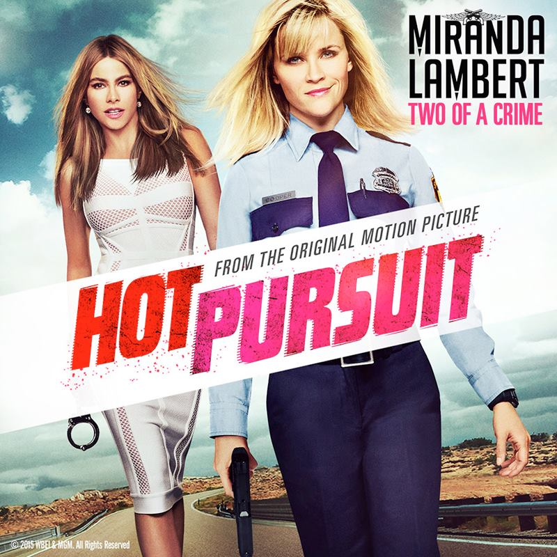 Miranda Lambert Hot Pursuit - CountryMusicRocks.net
