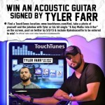 Tyler Farr TouchTunes - CountryMusicRocks.net