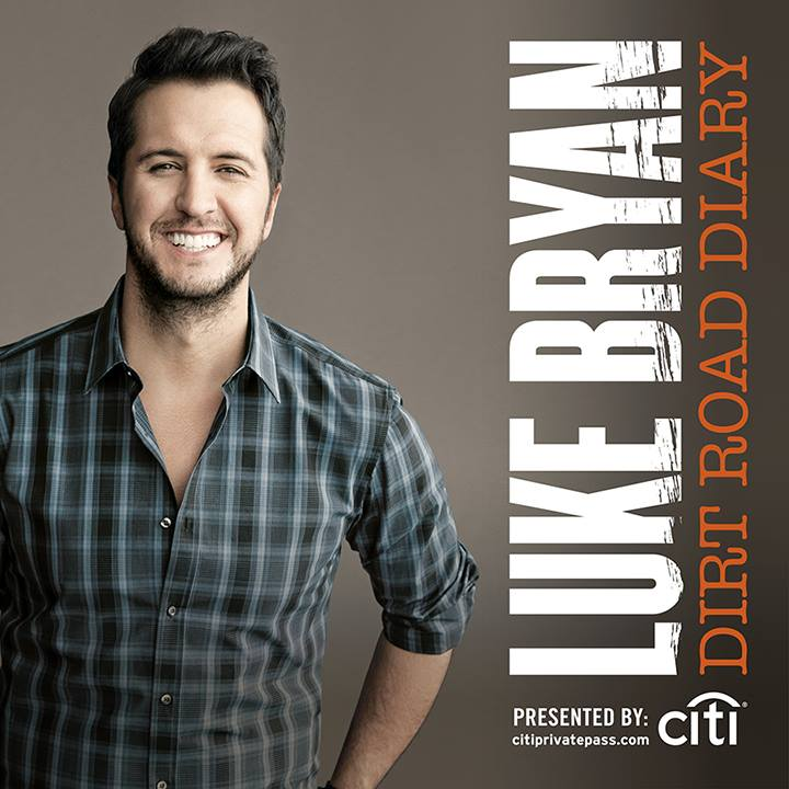 Luke Bryan Dirt Road Diary Country Music Hall of Fame - CountryMusicRocks.net