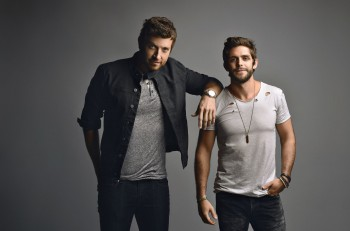Thomas Rhett Brett Eldredge CMT Tour Photo Credit John Shearer - CountryMusicRocks.net
