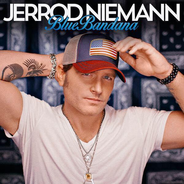 Jerrod Niemann Blue Bandana - CountryMusicRocks.net