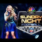 Carrie Underwood NFL Anthem - CountryMusicRocks.net