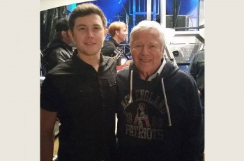 Scotty-McCreery-Bob-Kraft---CountryMusicRocks.net